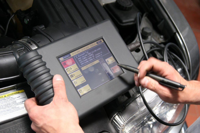 Engine code check