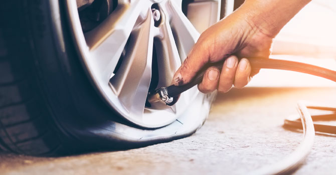 Bad Tires? What to look for when checking tire safety