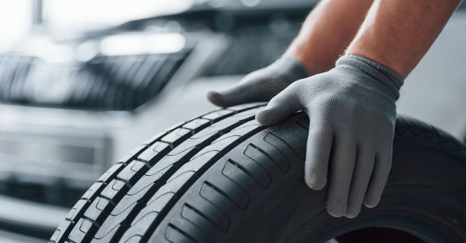 Tire Replacement Guide: When You Should Replace Your Tires