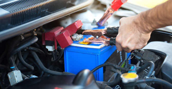 How to Replace Car Battery or Jump start